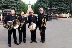 Похоронный духовой оркестр