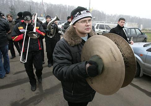 Оркестр на похороны в Москве