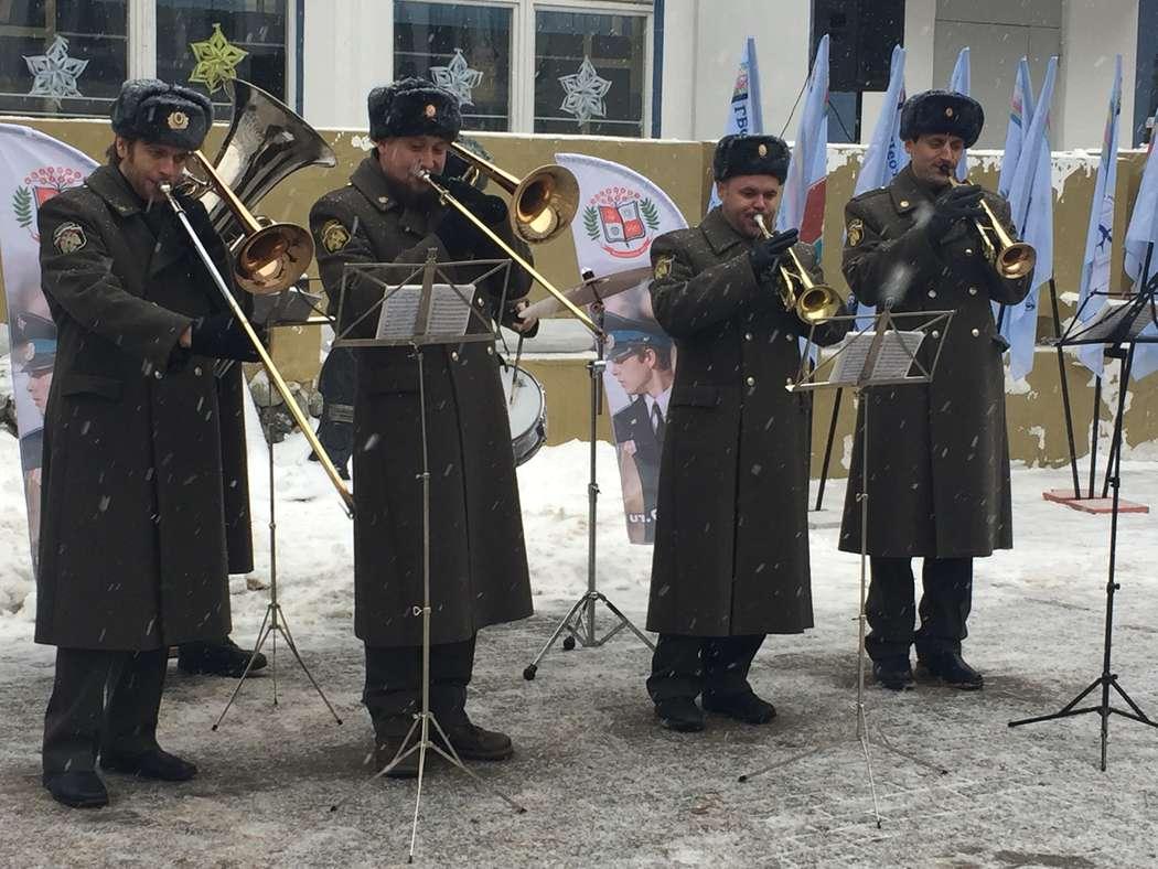 Военный похоронный оркестр